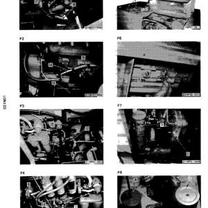 Komatsu Pc1000-1, Pc1000lc-1, Pc1000se-1, Pc1000sp-1 Excavator Manual