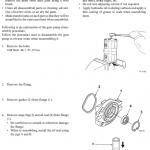 Takeuchi Tb108 Compact Excavator Service Manual
