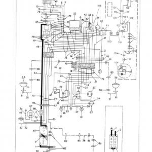 Komatsu Dresser 100c, 100e ,125c And 125e Dozer Service Manual