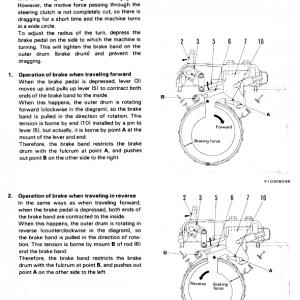 Komatsu D20pl-7, D20pll-7, D20ag-7, D20p-7, D20pg-7a Dozer Manual