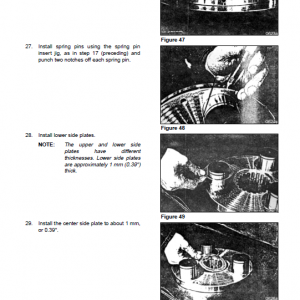 Daewoo Solar S220ll Excavator Service Manual