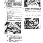 Komatsu Pc138us-8, Pc138uslc-8 Excavator Service Manual