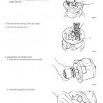 Takeuchi Tb240 Compact Excavator Service Manual