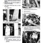 Komatsu Pc78us-8 Excavator Service Manual