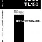 Takeuchi Tl130 Loader Service Manual