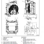 Komatsu Gd655-3e0, Gd675-3e0 Motor Grader Service Manual