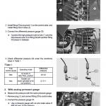 Komatsu Pw98mr-6 Excavator Service Manual