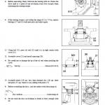 Komatsu Pc300ll-6 Excavator Service Manual
