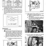 Komatsu Pc160lc-7 Excavator Service Manual