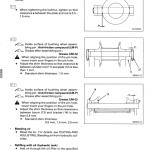 Komatsu Pc100-6, Pc120-6, Pc120lc-6, Pc130-6 Excavator Manual