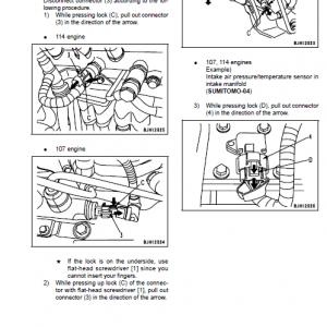 Komatsu D65ex-16, D65px-16, D65wx-16 Dozer Service Manual