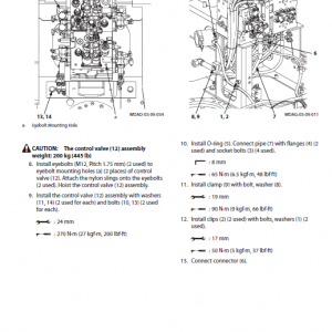 Hitachi Zx130-5g Excavator Service Manual