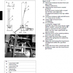 Kubota U25s, U20-3a, U25-3a Workshop Service Manual