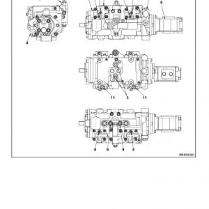 Komatsu Sk820-5n Skid-steer Loader Service Manual