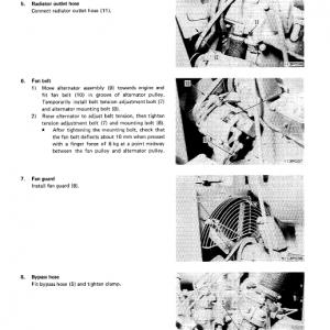 Komatsu D31pl-17, D31pll-17, D31p-17a, D31p-17b Dozer Manual