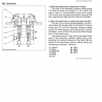 Kubota Kx057-4, U55, U55-4 Excavator Workshop Service Manual
