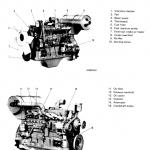 Komatsu 95 Series Engine Manual