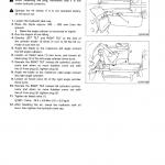 Komatsu D21a-8 And D21p-8 Dozer Service Manual