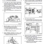 Komatsu D575a-3 Dozer Service Manual