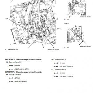 Hitachi Zw220-6 Wheel Loader Service Manual
