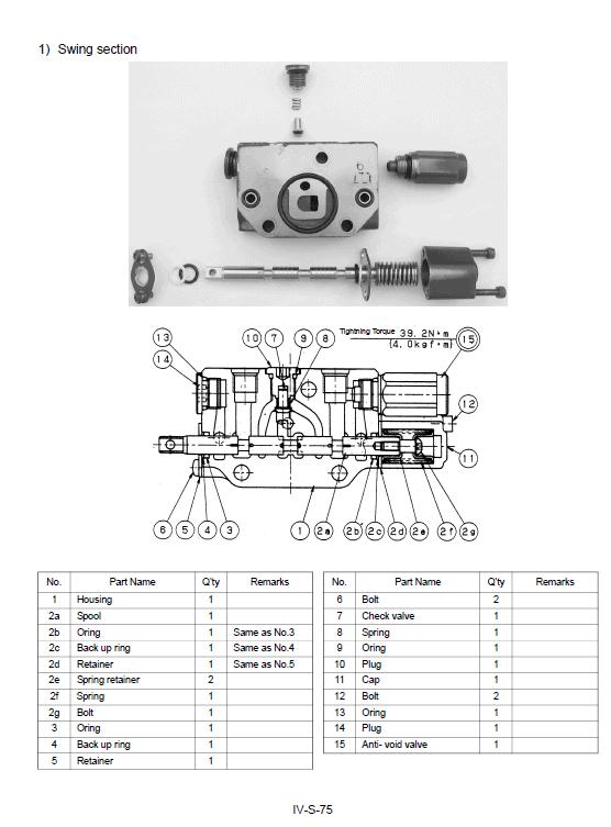 [XOTG_4463]  Kubota KX36-3, KX41-3S, KX41-3V Excavator Workshop Manual | Kubota Excavator Wiring Diagrams |  | The Repair Manual