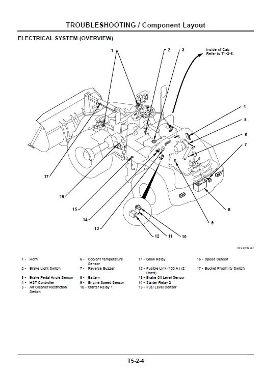 Hitachi Zw80, Zw90 Wheel Loader Service Manual