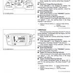 Kubota B2050, B2350, B2650, B3150 Tractor Workshop Manual
