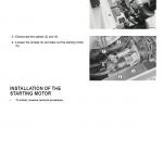 Komatsu Sk1026-5, Sk1026-5n Skid-steer Loader Service Manual