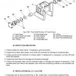Komatsu Dresser Td-40c Dozer Service Manual