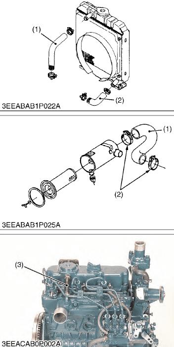 Kubota U17, U17-3
