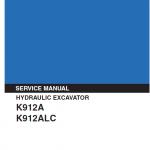 Kobelco K912a And K912alc Excavator Service Manual