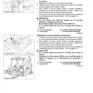 Kubota B26, Tl500, Bt820 Tractor Loader Workshop Manual