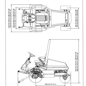 Kubota F2260, F2560, F3060, F3560 Front Mower Workshop Manual