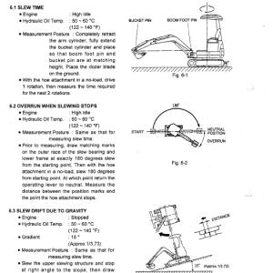Kobelco Sk13sr Excavator Service Manual