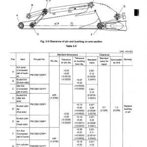 Kobelco Sk27sr-3 Excavator Service Manual