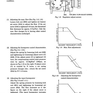 Kobelco Sk80cs-1e Excavator Service Manual
