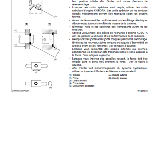 Kubota Gr2110, Gr2010g Lawn Mower Workshop Manual