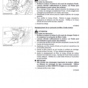 Kubota Zg222, Zg227 Mower Workshop Service Manual