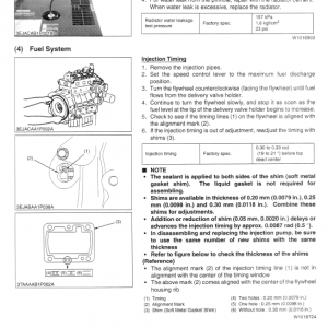 Kubota Gl7000-can, Gl1100-can Generator Workshop Manual