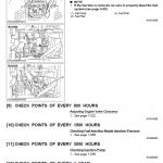 Kubota Bx1800, Bx2200 Tractor Workshop Service Manual