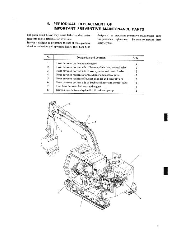 Kobelco K903c Excavator Service Manual