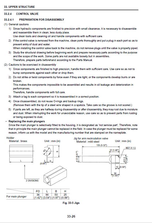 Kobelco Sk850, Sk850lc Super Acera Tier 3 Excavator Service Manual