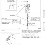 Mitsubishi 6d14, 6d15, 6d16 Engine Worskhop Service Manual