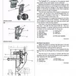Kubota 05-e2b, 05-e2bg Engine Workshop Service Manual