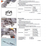 Kubota L39, Tl1000, Bt1000 Tractor Front Loader Workshop Manual