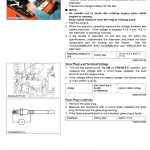 Kubota 03-m-e3b, 03-m-di-e3b, 03-m-e3bg Engines Workshop Manual
