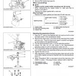 Kubota Oc60-e3, Oc98-e3 Engine Workshop Service Manual