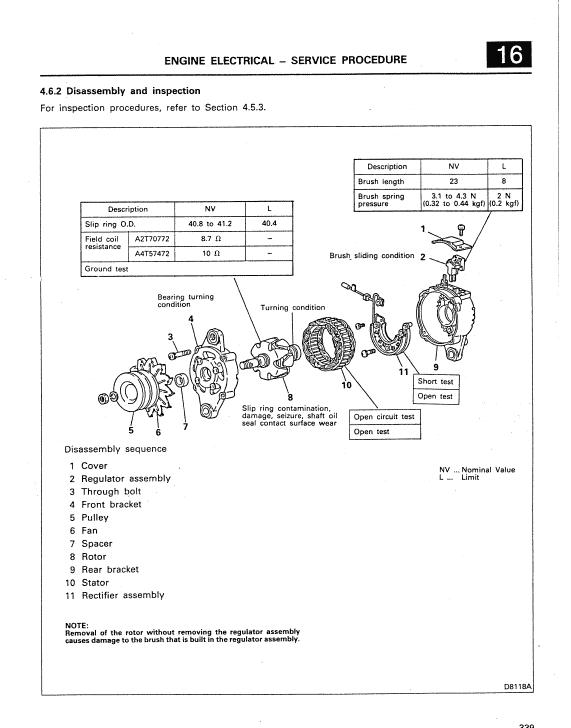 Kobelco Sk200, Sk200lc Excavator Service Manual