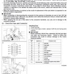Kubota L45, Tl1000a, Bt1000a Tractor Front Loader Workshop Manual