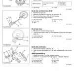 Kubota Mx5000 Tractor Workshop Service Manual